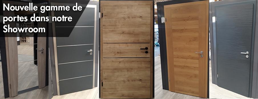 nouvelle gamme de portes